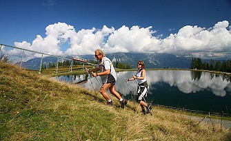 Nordic Walking at the Hartkaiser