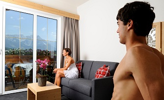 Panoramic Double Rooms width marvelous view