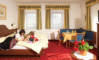 Wohlfühl-Rooms - perfect for families with children